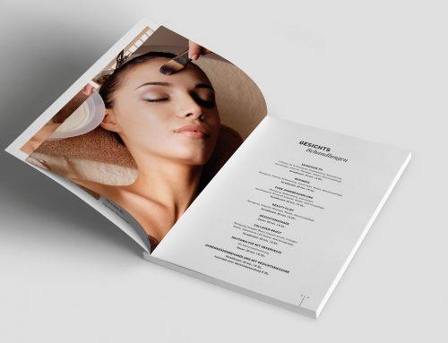 Babor Preis- & Service Broschüre