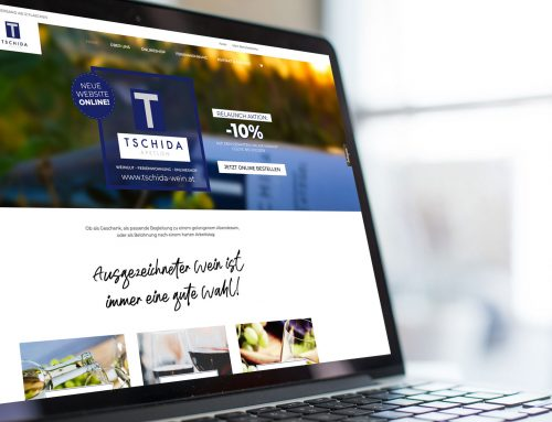 Weingut Tschida – Website & Onlineshop